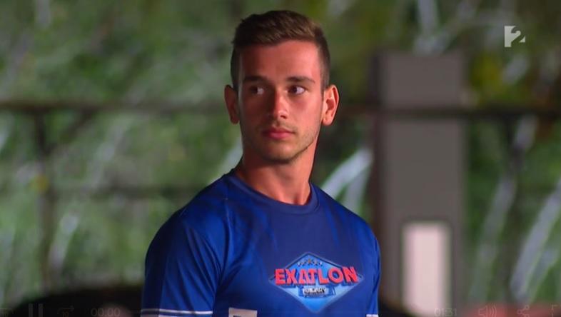Csúnyán megsérült a hirtelen halál alatt az Exatlon fiatal versenyzője – Még nem tudni, folytathatja-e a versenyt