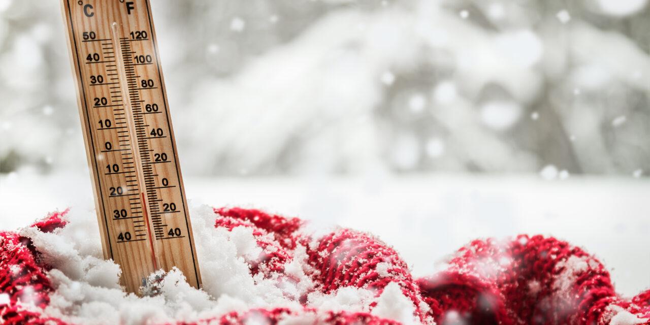 Marad a pusztító hideg: ezekre a megyékre adtak ki újabb riasztást