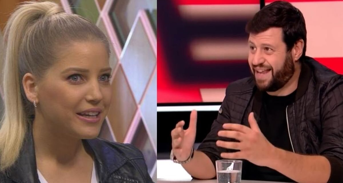 Puzsér Róbert alaposan beleállt Szabó Zsófiba – Ezt gondolja a megmondóember a műsorvezető válásáról