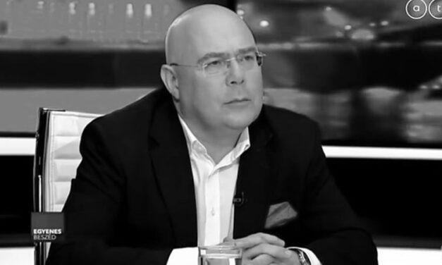 Meghalt Murányi Marcell, a Blikk korábbi főszerkesztője