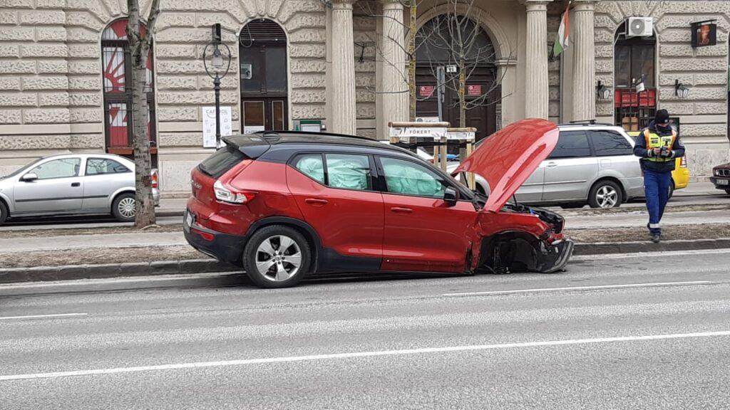 Vitray Tamás balesete