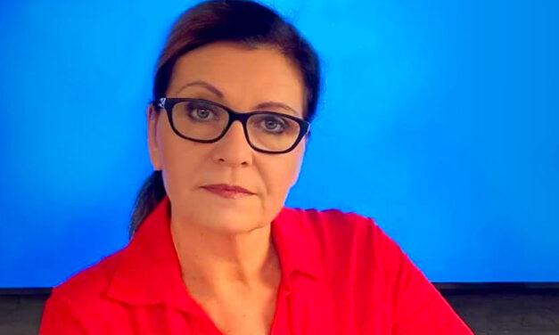 Kálmán Olgát megfenyegették, a tévésből lett politikus akkor kapta a gyalázatos levelet, amikor a rendőrségen éppen feljelentést tett