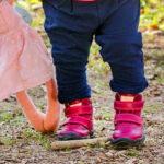 Vízhatlan gyerekcipők az esős, őszi napokra